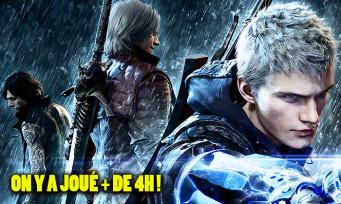 Devil May Cry 5 : on a joué avec Nero, Dante et V, l'épisode de la consécration ?