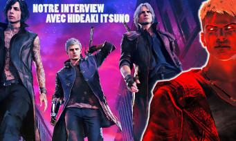 """Devil May Cry 5 : """"C'est une vraie suite, mais le DmC de Ninja Theory nous a aussi influencés"""", notre ITW de Hideaki Itsuno"""