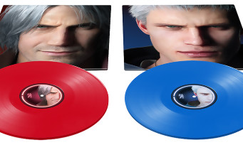 Devil May Cry 5 : la bande-son débarque en CD et Vinyl, c'est magnifique !