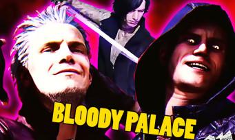 Devil May Cry 5 : sabre laser, cheveux de Vergil, yeux de Sith, voici les récompenses du Bloody Palace