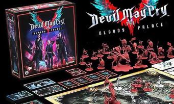 Devil May Cry 5 : le Bloody Palace adapté en jeu de société, images et infos