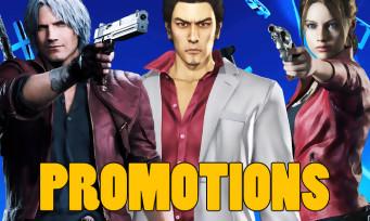 PS4 : plein de jeux japonais en soldes, c'est le moment de craquer