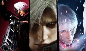 Devil May Cry HD Collection : de la 4K sur Xbox One et PS4 ? Capcom répond