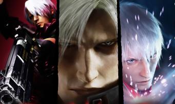 Devil May Cry HD Collection : la compilation fait le plein d'images en 1080p
