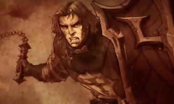 Diablo 3 Reaper of Souls présente le Croisé en vidéo