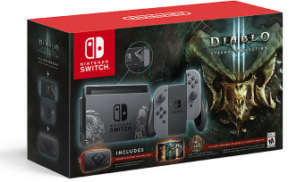 Diablo III Eternal Collection : Nintendo prévoit de sortir un pack collector avec la Switch