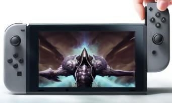 Diablo 3 : finalement, Blizzard ne compte pas sortir le jeu sur Nintendo Switch