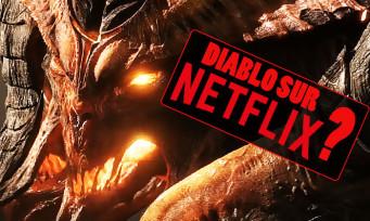 Diablo : arrêtez-tout, une série pourrait voir le jour sur Netflix et voici les premiers détails