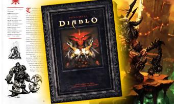 Diablo : un énorme et magnifique artbook maintenant disponible en français