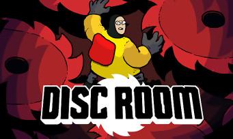 Disc Room : à 48h de sa sortie, le jeu s'offre un trailer de lancement qui découpe
