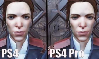 Dishonored 2 : PS4 vs PS4 Pro, y a-t-il une différence ? Voici le comparatif en vidéo