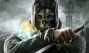 Dishonored officialisé pour le PS Plus en avril
