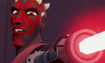 Disney Infinity 3.0 : un nouveau trailer pour le pack Star Wars