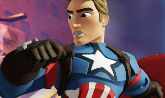 Disney Infinity 3.0 : Marvel Battlegrounds et le nouveau Captain America par les créateurs de Sleeping Dogs