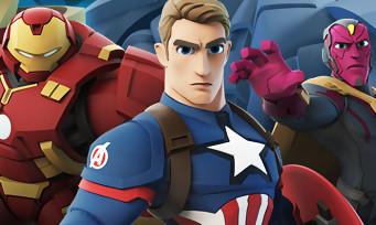 Test Disney Infinity 3.0 Marvel Battlegrounds sur PS4