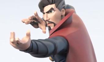 Disney Infinity 4.0 : voici la magnifique figurine de Dr Strange qu'on n'aura jamais...