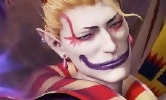 Dissidia Final Fantasy : le diabolique Kefka entre dans l'arène, la preuve en vidéo