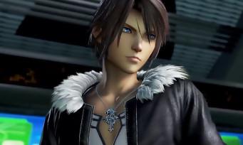 Dissidia Final Fantasy Arcade : Squall et Djidane dévoilent leurs combos en vidéo