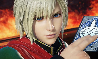 Dissidia Final Fantasy Arcade : Ace (Final Fantasy Type-0) cogne en vidéo