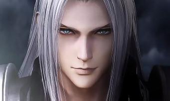 Dissidia Final Fantasy : Sephiroth annonce son arrivée dans le jeu en vidéo