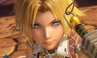 Dissidia Final Fantasy : trois nouvelles images en 1080p sur PS4, les dates de la bêta fermée japonaise connues