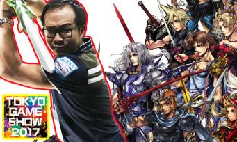 Dissidia Final Fantasy NT : un vrai bon jeu de combat FF ? Nos impressions depuis Tokyo