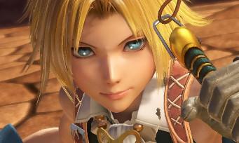 Dissidia Final Fantasy NT :  Zidane Tribal (Final Fantasy IX) se présente en vidéo