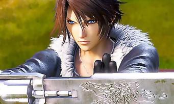 Dissidia Final Fantasy NT : le jeu présent au Jump Festa 2018, voici le trailer