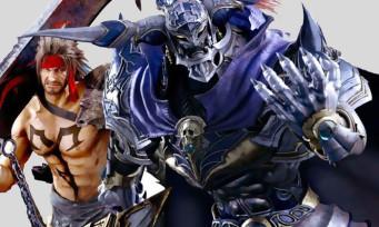 Dissidia Final Fantasy NT : les méchants du jeu étalent leur puissance en vidéo