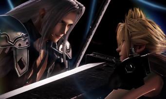 Dissidia Final Fantasy NT : deux trailers remplis d'action pour fêter la sortie du titre