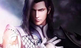 Dissidia Final Fantasy NT : Vayne sera le 1er perso à récupérer en DLC, voici son trailer