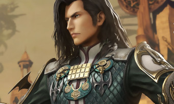 Dissidia Final Fantasy NT : Vayne (Final Fantasy 12) rejoint le casting dès aujourd'hui