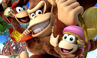 Test Donkey Kong Country Tropical Freeze sur Wii U