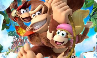Donkey Kong Country Tropical Freeze : un nouveau trailer de gameplay sur Switch