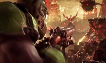 DOOM Eternal : le jeu annoncé à l'E3 2018, on nous promet un jeu encore plus brutal