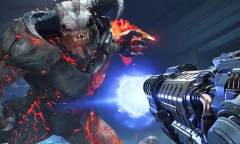 DOOM Eternal : 14 min de gameplay ultra brutales avec un haut niveau de jeu