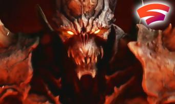 Google Stadia : une vidéo montre du gameplay de Doom Eternal, c'est toujours aussi jouissif