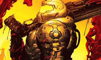 DOOM Eternal : voici l'artwork qui servira d'illustration au steelbook, c'est tout simplement méga-classe