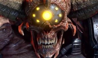 DOOM Eternal : voici le DOOM Hunter, un nouveau démon qui met la pression