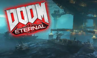 DOOM Eternal : l'extension dévoile ses premières images, des décors furieux