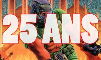 Doom : la célèbre saga fête ses 25 ans avec un wallpaper magnifique