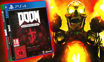 Doom : voici la Slayers Collection, une compilation avec les quatre jeux de la saga