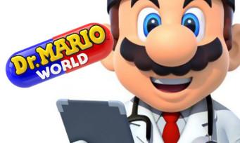 Dr. Mario World : un nouveau jeu Nintendo annoncé sur iOS et Android, premières infos