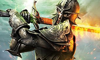 Dragon Age Inquisition : présentation des classes et des compagnons en vidéo
