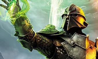 Dragon Age Inquisition : un trailer qui raconte l'histoire du Héros de Thédas