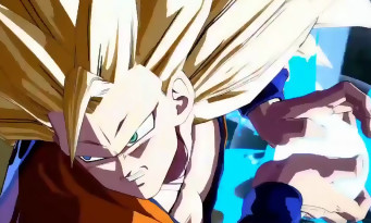 E3 2017 > Dragon Ball Fighters Z : voici le trailer de gameplay et c'est complètement dingue !