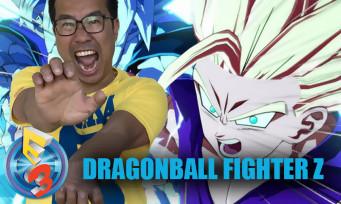 Dragon Ball Fighter Z : on l'a masterisé et c'est le meilleur jeu de l'E3 2017