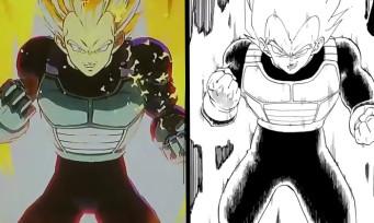 Dragon Ball FighterZ : toutes les références au manga listées dans 6 vidéos comparatives