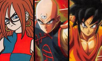 Dragon Ball FighterZ : Yamcha, Tenshinhan et C-21, un tout nouveau cyborg créé spécialement pour le jeu