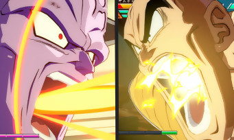 Dragon Ball FighterZ : explosion d'images pour Nappa et Ginyu